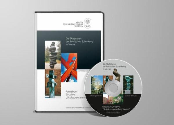 DVD - Die Skulpturen der Pohl´schen Schenkung in Viersen