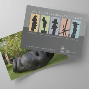 Postkarten-Editionen der Skulpturensammlung Viersen