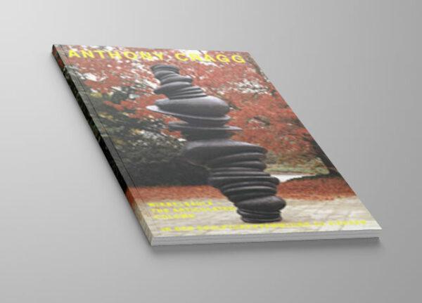 Kunst-Publikation: Anthony Cragg - Wirbelsäule