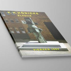 Kunst-Publikation: K. H. Hödicke - Plastik
