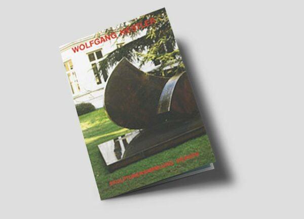 Kunst-Publikation: Wolfgang Nestler - Position im Schwerpunkt