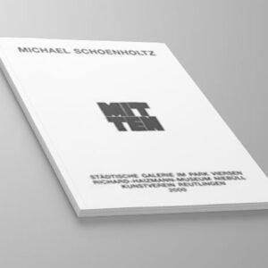 Kunst-Publikation: Michael Schoenholtz