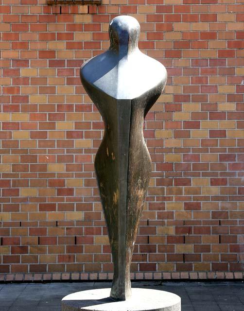 Skulptur Figur von David Lauer