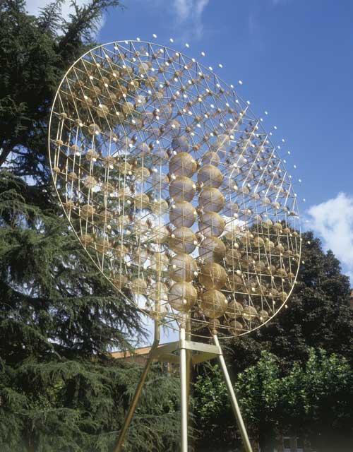 Skulptur Optimus II von Günter Haese
