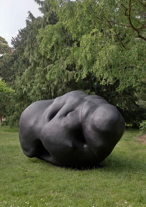 Skulptur: Zirbel von Gereon Krebbber (7)