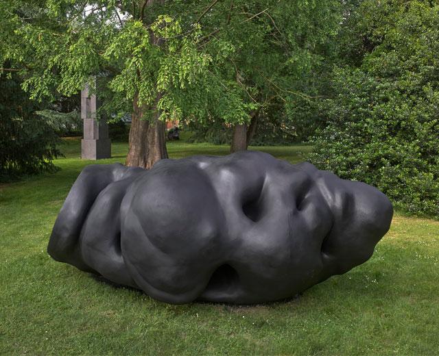 Skulptur: Zirbel von Gereon Krebbber (3)