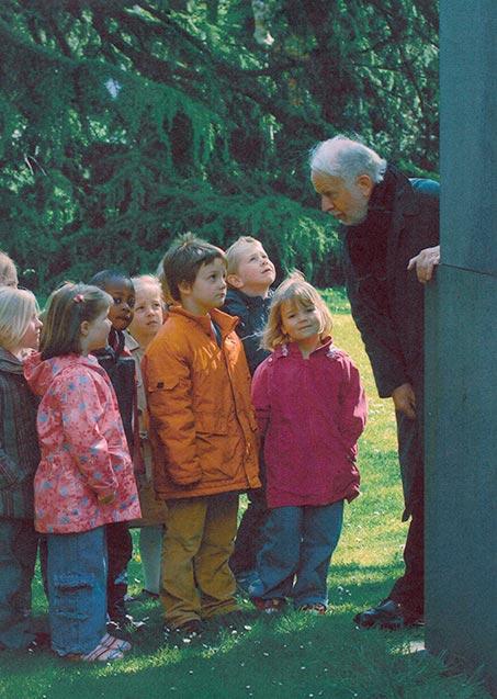 Kinder-Führung durch die Skulpturensammlung Viersen