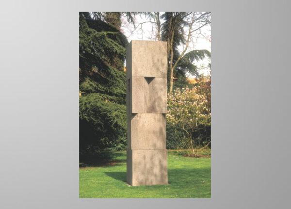 Postkarte Skulpturensammlung Viersen