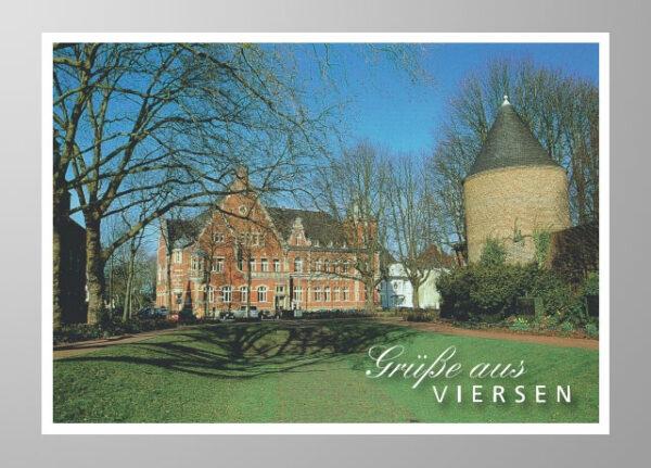Postkarte Viersen