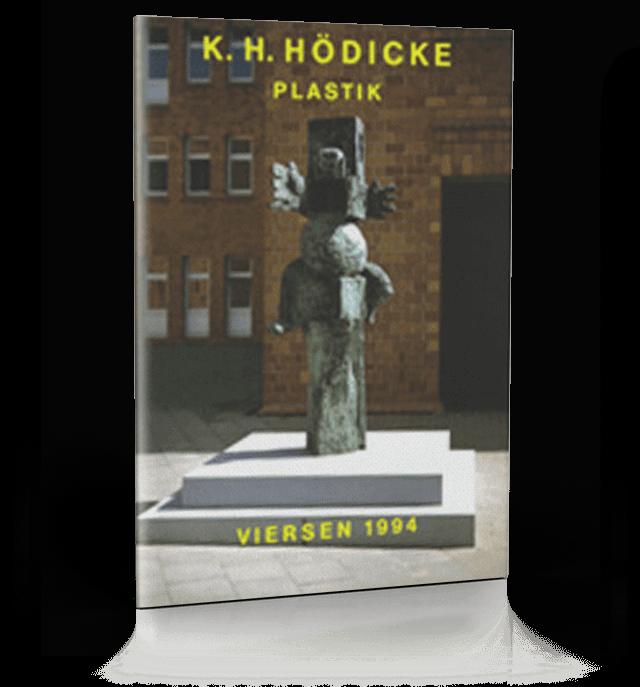 Publikation K.H. Hödicke - Plastik