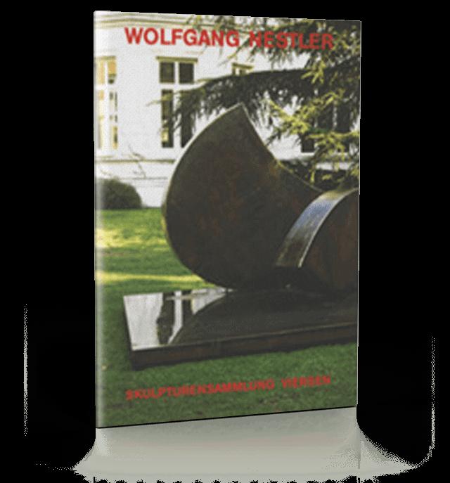 Kunst-Publikation Wolfgang Nestler